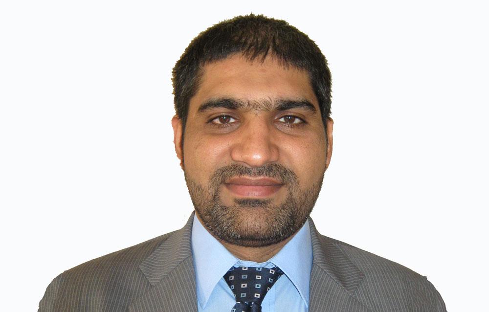 Shafquat Hussain